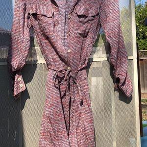 11-1 Tylho terrain - an Anthropologie brand tunic